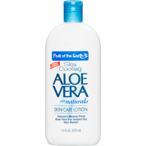 Skin Cooling Aloe Vera with Naturals Skin Care Lotion