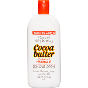 Smooth Hydrating Cocoa Butter with Aloe & Vitamin E Skin Care Lotion