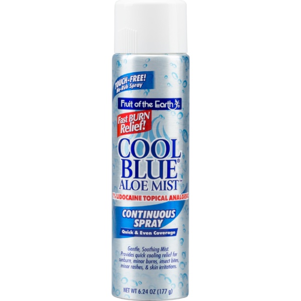 Cool Blue Aloe Mist Continuous Spray