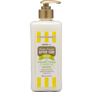 After Sun Aloe Vera Lotion with Manuka Honey and Essential Oils